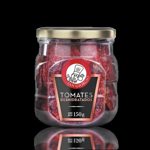 Tomates deshidratados