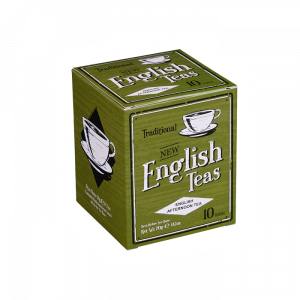 TÉ ENGLISH AFTERNOON – LÍNEA VINTAGE