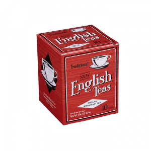 TÉ ENGLISH BREAKFAST – LÍNEA VINTAGE