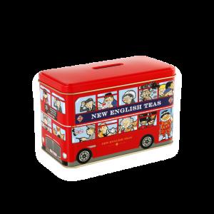 Té en lata London Bus