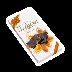 CHOCOLATE AMARGO 85% CON NARANJA