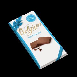 CHOCOLATE CON LECHE REDUCIDO EN AZÚCAR