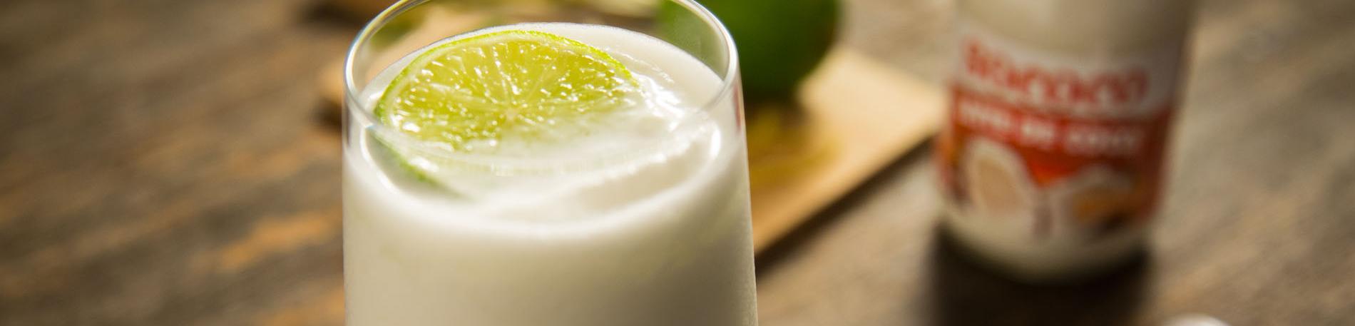 Frozen Coconut Lemonade